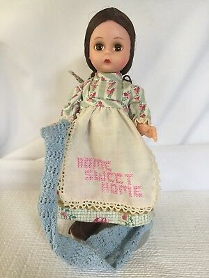 """Madame Alexander 8 In Doll The Wizard Of Oz """"Auntie Em"""" Ex Cond"""