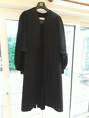 Ede & Ravenscroft Solicitors gown robe