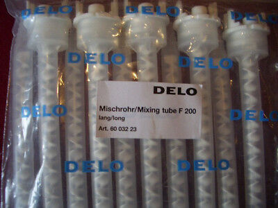 DELO Mischrohr/Mixing tube F 200 lang Art.-Nr.: 60 032 23