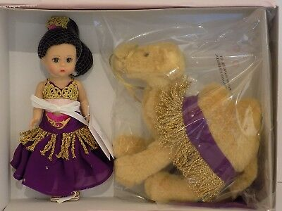 Madame Alexander Morocco Doll  With Camel New in Box