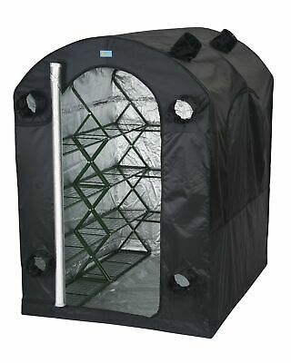 Flowerhouse SunHouse 4.7 Ft. W x 5.8 Ft. D Greenhouse