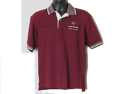 Reno International Air Races Pylon Judge Mens Polo Shirt Size S