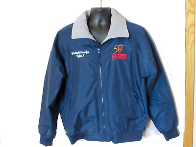 50th Reno National Championship Air Races Pylon Judge Jacket  Fleece Lined