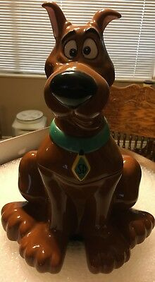 Scooby Doo Cookie Jar - Rare Retired & Excellent Condition