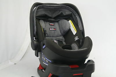 Britax B Safe 35 Elite Infant Car Seat Vibe 2 Layers Side Impact Protection