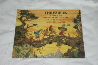 The Fairies, The by Allingham, William Paperback Book The Cheap Fast Free Post