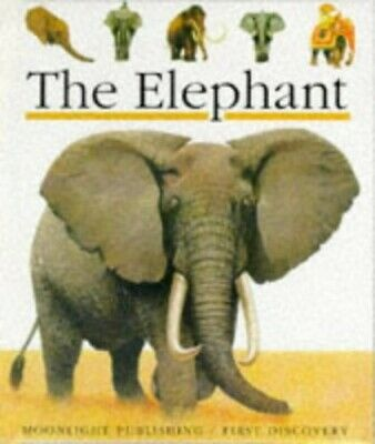 The Elephant (First Discovery) (First Discovery Ser... by James Prunier Hardback