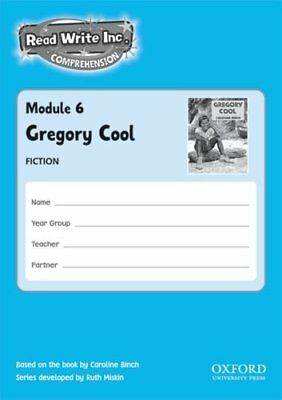 Read Write Inc. Comprehension: Modules 6-1... by Munton, Gill Multiple copy pack