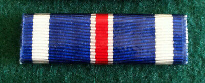 WWII US Army Air Force Distinguished Flying Cross DFC Ribbon Bar by Wolf Brown