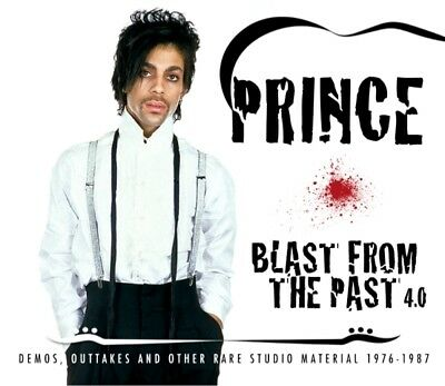 Prince - 12 CD set  -  Blast from the past 4 , 5 and 6