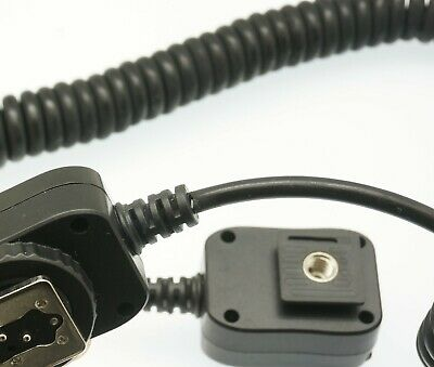 TTL Flash Cable for Panasonic Lumix DMC-GX1 GF2 GF1 GH3 GH2 GH1 G10 G6 LX7 LX5