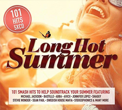 Various Artists-101 Long Hot Summer  CD NEU