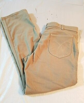 Vintage LEVIS JEANS PANTS SIZE W36 L32 MADE IN USA WITH A SKOSH MORE ROOM #G