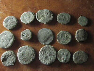 Ancient roman coins lot 35