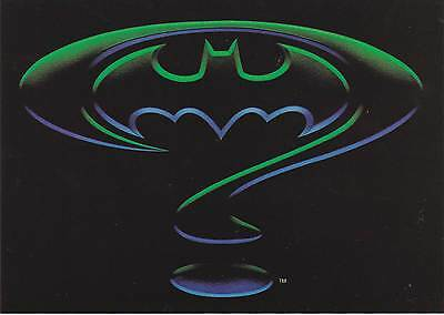 Postcard - Batman Forever - Card No. 15 of a series of 16