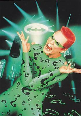 Postcard - Batman Forever - Card No. 5 of a series of 16
