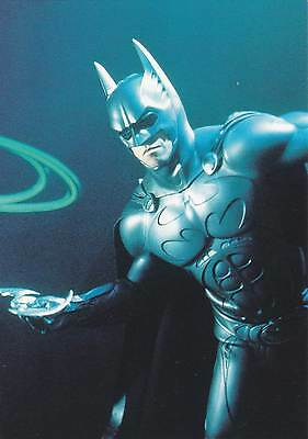 Postcard - Batman Forever - Card No. 4 of a series of 16