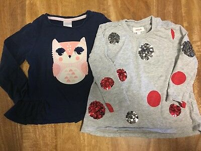 Seed Baby Girl Top Size 2 And Target Top Size 2