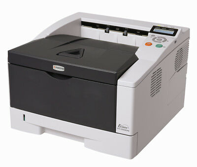 Kyocera FS 1370DN Desktop Printer Excllent working order low page count