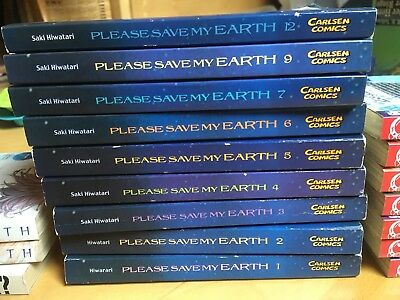 Please Save My Earth Bände