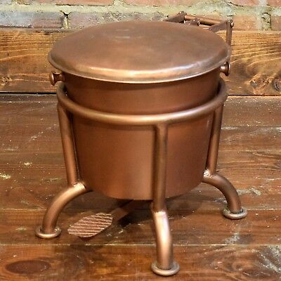 William Sheppee Saloon 2 Gallon Step On Trash Can