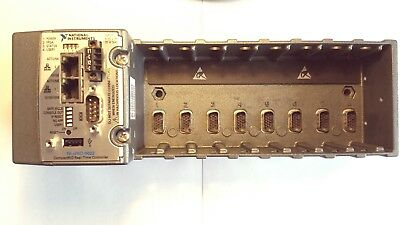National Instruments NI cRIO-9022 Controller with cRIO-9116 8-Slot Chassis
