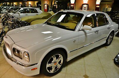 2002 Bentley Arnage Red Label Fully Optioned with only 6500 Miles!
