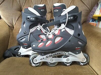 Salomon  inline skates.DR85 Size UK 8.5