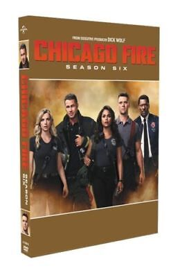 Chicago Fire Season 6 DVD Complete sixth 6th Series New Box Set Limited Stock