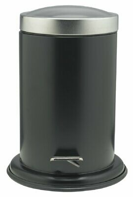 Sealskin Acero Step Stainless Steel 0.8 Gallon Step On Trash Can