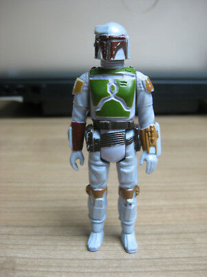 Star Wars Boba Fett Trilogo Pbp Unpainted Knee / Painted Dart