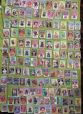 Garbage pail kids Original 1985 series 1 2 3 And 4 Massive Lot Of Cards
