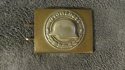 wwi german buckle
