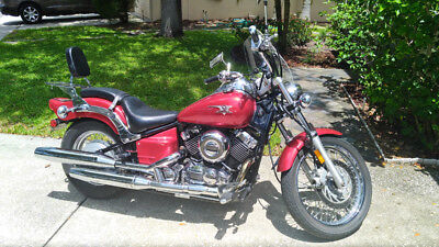 2007 Yamaha V Star  Yamaha V-star 650 - Low Miles - Garage Kept