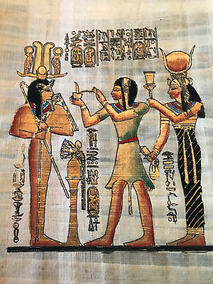 Egyptian Papyrus Hand Painted Made in Egypt