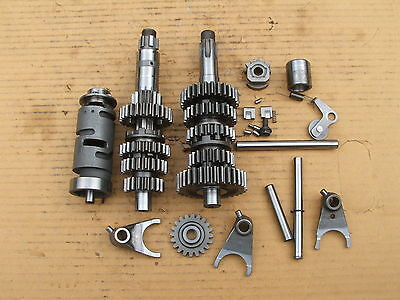Hyosung Gt250 2010 Mod Gearbox Parts Good Condition