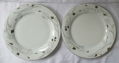 Excellent Charter Club Grand Buffet Platinum Silhouette Salad Plate Set Of 2 Home Interior And Landscaping Ponolsignezvosmurscom
