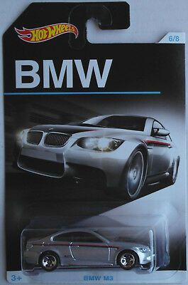 Hot Wheels BMW M3 100 Jahre BMW 06/08 Neu/OVP Auto Car Mattel HW PKW Automobile