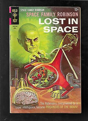 Space Family Robinson Lost In Space 27 1968 very good 4.0 FREE ship USA