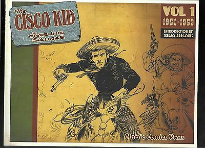 Cisco KId Volume 1 1951-1953 by Jose Luis Salinas trade TPB comic strips