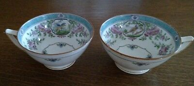 MINTON Japonica Tea Coffee Cups B893 for Burley Chicago