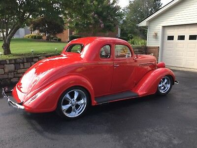 1936 Plymouth Coupe 5 window 1936 Plymouth Coupe Street Rod