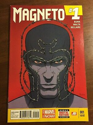 Magneto #1 - Marvel Comics - Comic Book (2014) X-Men Villain