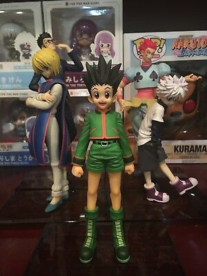 Hunter x Hunter DX Figure Set Excellent Condition US Ship Rare