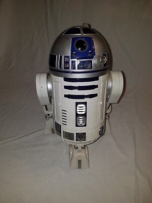 Star Wars r2d2 interactive astromech droid radio control can holder