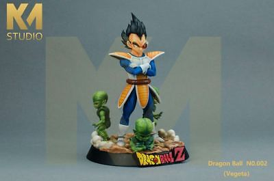 PERFECT DRAGONBALL Z Vegeta & Android Seed Resin Statue Figure Model