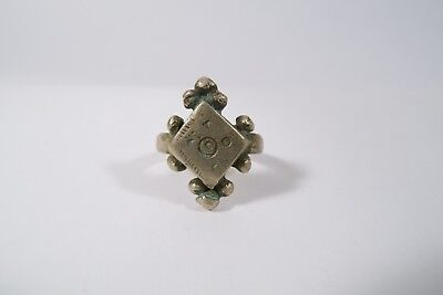 Alter Ring Fulani C Used Old ring bague Fulani Sahel Nomaden Afrozip