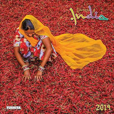 Colours of India Calendar 2019 Travel & Transport Month To View