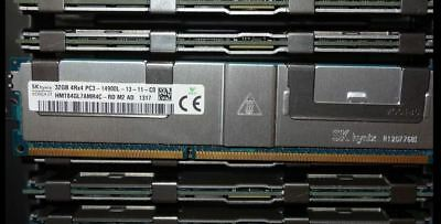 Hynix 32Gb 4Rx4 Pc3-14900L Ddr3 Ecc Reg Server Ram Memory