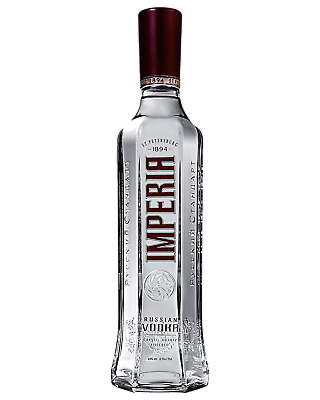 Russian Standard Imperia Vodka 700mL bottle